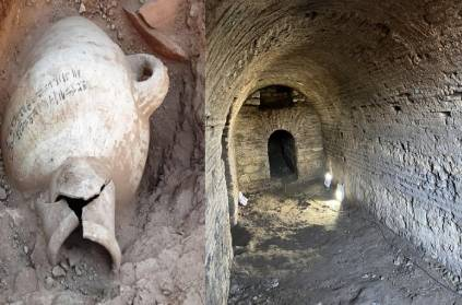 discovery of the 3000-year-old golden city of Egypt