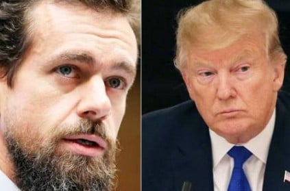 Dont pull Our Employees in this, Twitter CEO Hits Back At Trump