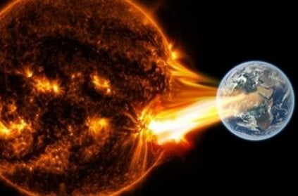High-speed solar storm may hit Earth today