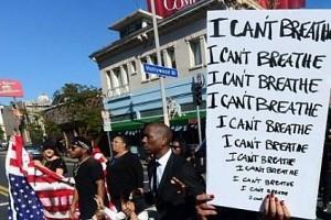 'I can't breathe'... அமெரிக்காவில் 'ஓங்கி ஒலிக்கும்' முழக்கம்... இதற்கு காரணம் 'கொரோனா அல்ல...'