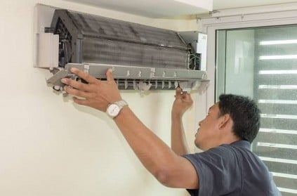 UAE residents warned of risk to health from dirty AC Unit