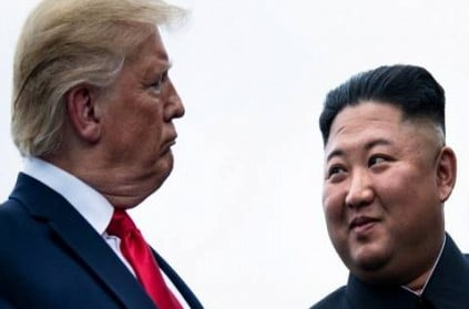 US Trump Claims Kim Jong Un Told Him About Killing His Uncle