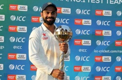 India have retained the ICC Test Championship Mace