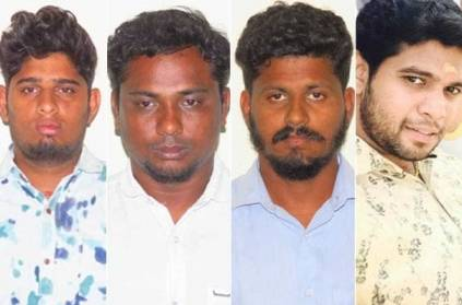 Goondas Act Given Against the 4 Accused of the Pollachi Sexual Abuse