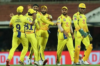 IPL 2019 CSK vs DC match today