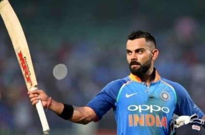 Kohli becomes fourth Indian skipper to complete 4000 runs in ODIs