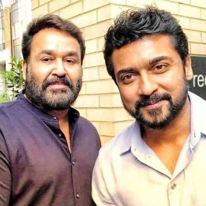 Kaappaan Update: Suriya and Mohanlal reveals about their roles and release of the film