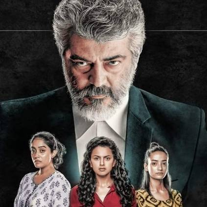 Thala Ajith's Nerkonda Parvai will be releasing on August 10th