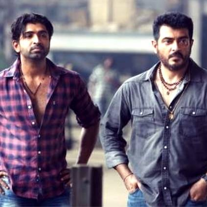 a note on arun vijay's inspirational journey in tamil cinema