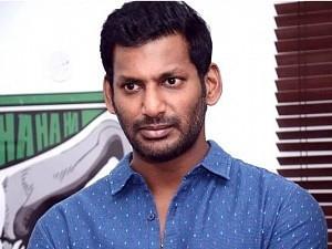 அதிரடி காட்டும் நடிகர் விஷால் மீண்டும் அதே டீமுடன் களம் actor vishal to contest in producer council elections again