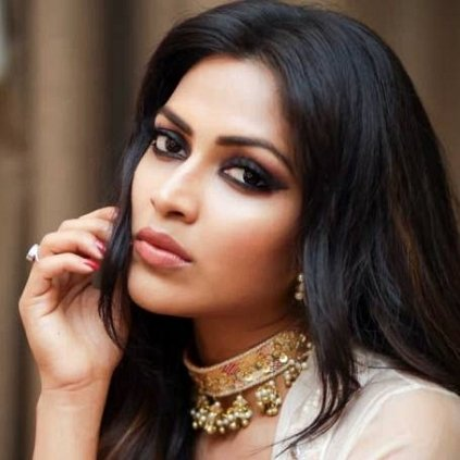 Amala Paul becomes first South Indian actress signed by Netflix