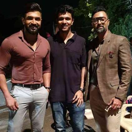 Arun Vijay Prasanna Mafia final shooting in Thailand