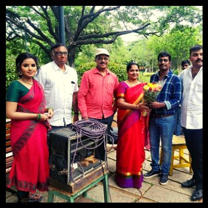 Atharvaa and Anupama inKannan's love story Shoot From today