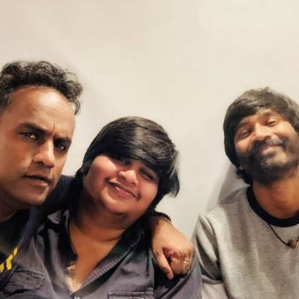 Dhanush and Karthik Subbaraj's D40 london shoot wrapped