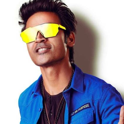 Dhanush Pattas Team officially announced that they has concluded its shooting.