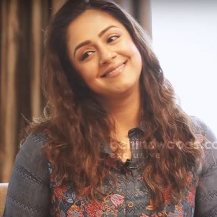 Jyothika reacts if she will pair-up with Suriya for Kaakha Kaakha 2