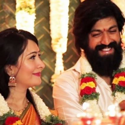KGF star Yash welcome their second child a baby boy