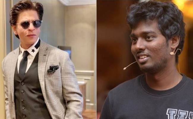 nayanthara to be act in atlee SRK pan india here is what we know