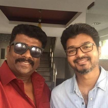 R.Parthiban Tweet Thalapathy Vijay Birthday Bigil Wishes