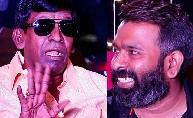 Santhosh Narayanan music for Vadivelu movie opens up video