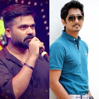 Simbu sung for Actor Siddharth film title is Takkaru