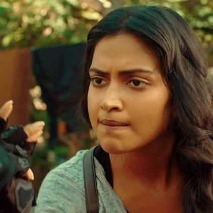 Singer Susheela song for Amala Paul's Aadai Promo Video Out Now