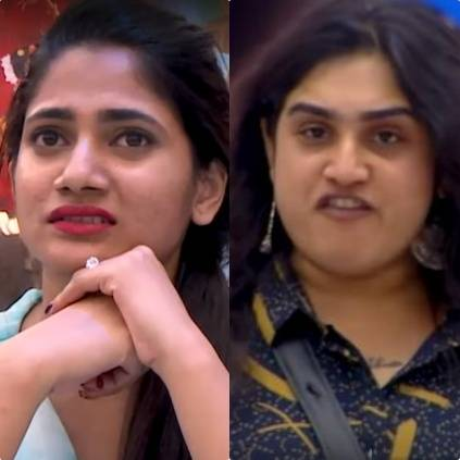 Vanitha argues with Losliya in Bigg Boss 3 new promo is out