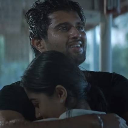 Vijay Deverakonda's Dear Comrade official telugu trailer has been released