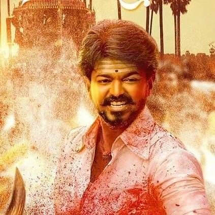 Vijay gifted camera to Mersal Fame Akshath in Thalapathy 63 set