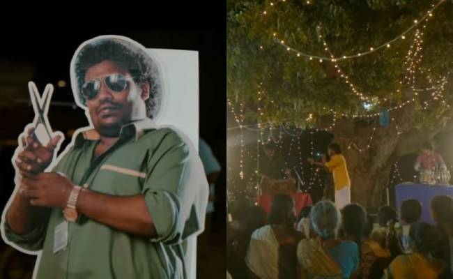 Yogi Babu Mandela Single Oru Needhi Onbathu Saathi